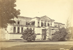 Offices of the Oudh and Rohelcund Ry. Co. [Lucknow.]